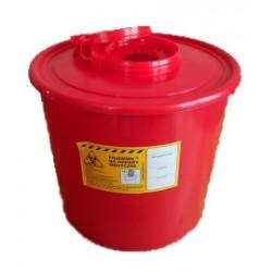 Pojemnik na odpady medyczne 5L