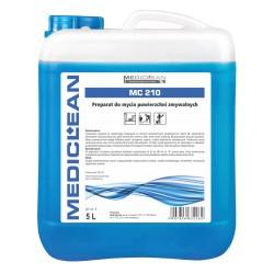 MEDICLEAN MC 210 - 5L Preparat do mycia powierzchni zmywalnych