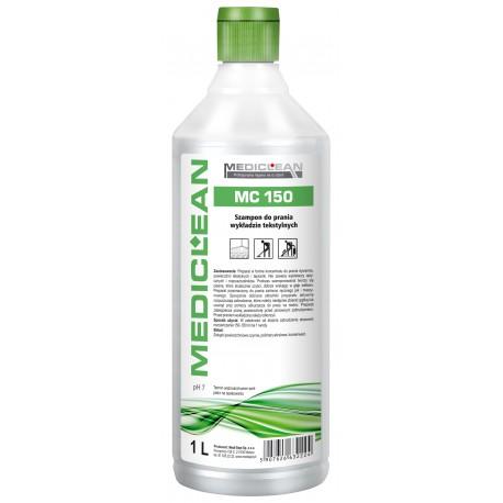 MEDICLEAN MC 150 - 1L Szampon do prania wykładzin tekstylnych