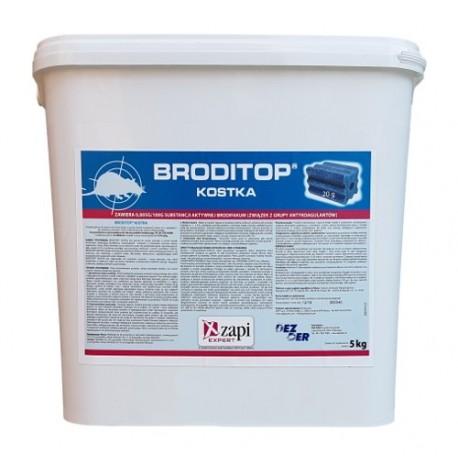 Kostka woskowa Broditop 5kg