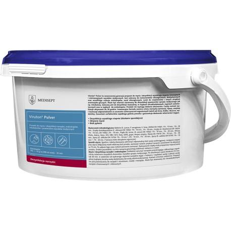 VIRUTON CLASSIC1 KG preparat w proszku do mycia i dezynfekcji narzędzi