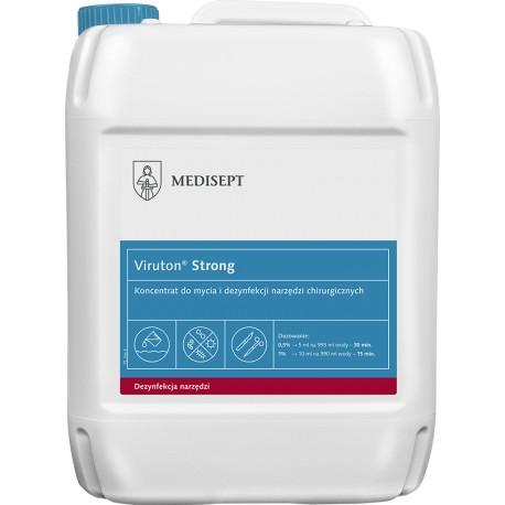 VIRUTON STRONG 5L koncentrat do mycia i dezynfekcji narzędzi