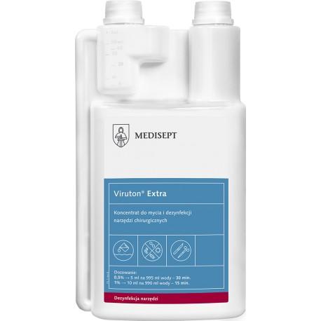 Viruton Extra - koncentrat do mycia i dezynfekcji narzedzi! 1l