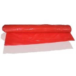 Worek czerwony 60l-28 mikr/rola 50szt