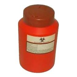 Pojemnik na odpady medyczne 2L
