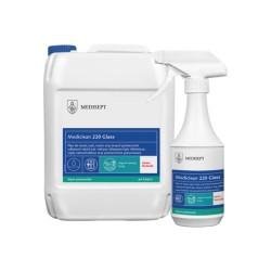MC 220 -Płyn do mycia szyb, luster, szkła-poj.5l
