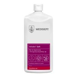 VELODES Płyn do higienicznej i chirurgicznej dezynfekcji rąk 1L